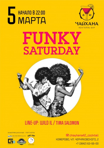 Funky saturday