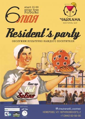Resident's party